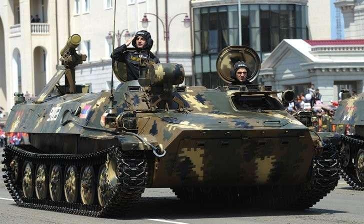 Укрепление южного направления: Москва создает армянский рубеж обороны