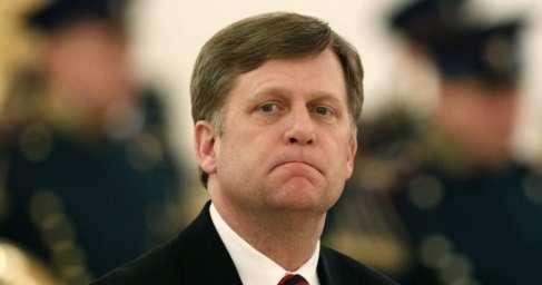 Зарубежом тоже зашевелились: «Шокирует», — экс-посол США о задержании министра Улюкаева