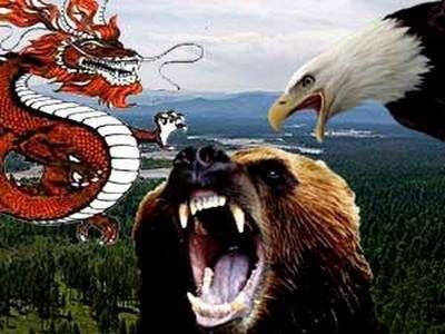 Треугольник США-Китай-Россия. Кто окажется гегемонистее?