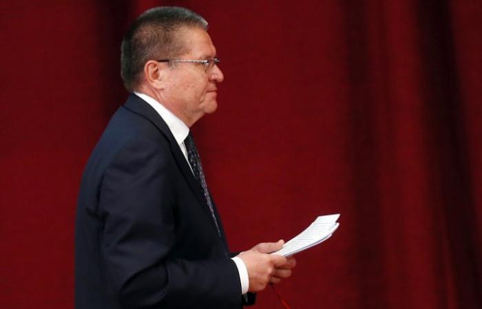 Владимир Путин освободил Улюкаева от должности министра экономического развития