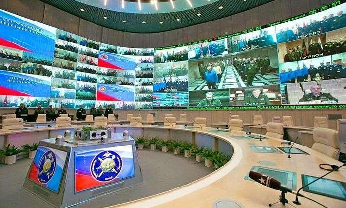 Вооружённые силы России завершили развёртывание военного интернета