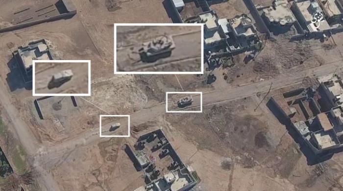 Шахид-мобили против танков Абрамс в Иракском Мосуле