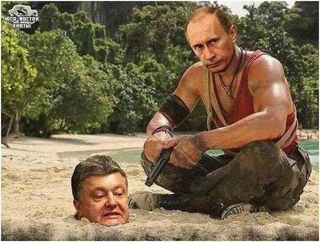 Владимир Владимирович, астановитесь!