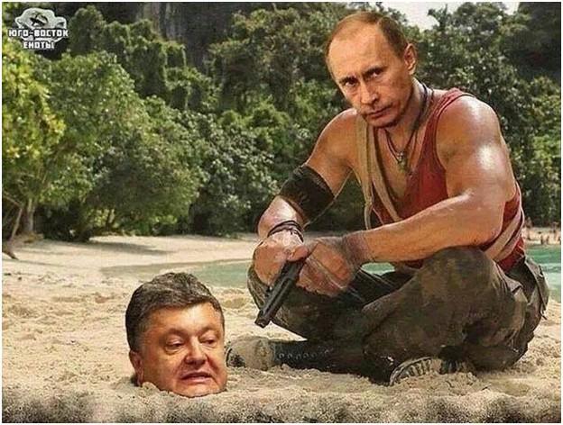 Владимир Владимирович, остановитесь! Пощадите убогих евреев из Киева