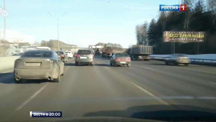За агрессивное вождение придётся отдавать по 5 тысяч рублей