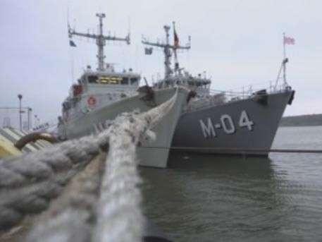 В Латвии начинают строить крупную военно-морскую базу НАТО
