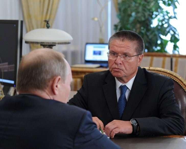Об истинных причинах конфликта Владимира Путина с Улюкаевым