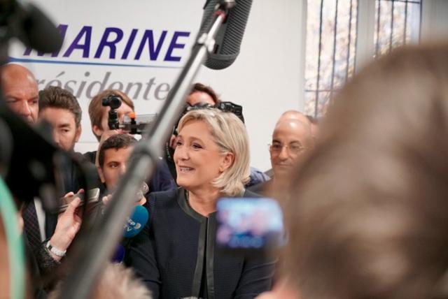 Марин Ле Пен: весь мир выступает против ультралиберализма