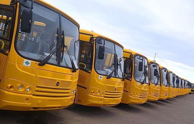 2. В Пермский край поступило 63 новых школьных автобуса Сделано у нас, политика, факты