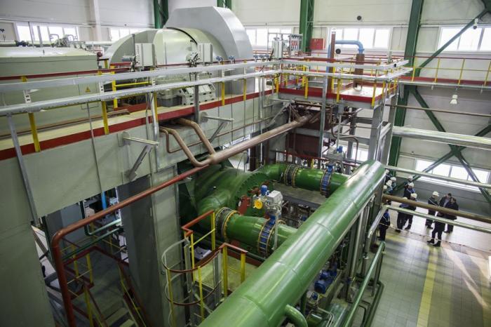 В Кемерово построили электростанцию, работающую на коксовом газе
