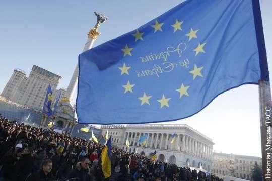 ЕСпредварительно поддержал безвизовый режим с государством Украина