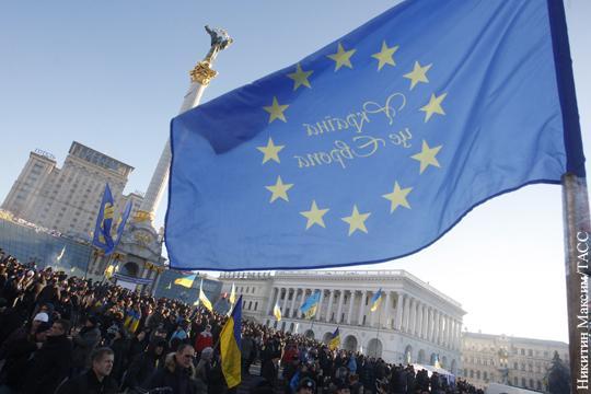При внешнем одобрении ЕС ставит новые препятствия на «безвиз» для Украины