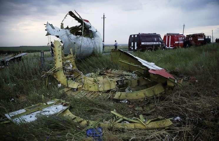 Крушение Boeing в Донецкой области. Онлайн-репортаж