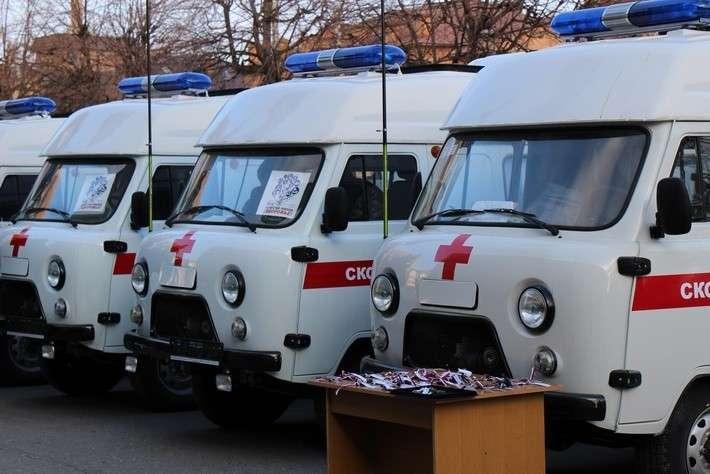7. 29 автомобилей скорой помощи отправились в больницы Ульяновской области Сделано у нас, политика, факты