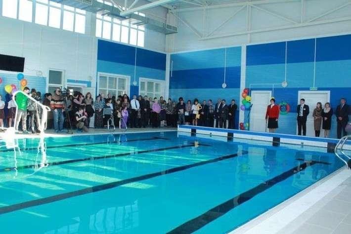 9. В Самарской области открылся физкультурно-оздоровительный комплекс с бассейном Сделано у нас, политика, факты