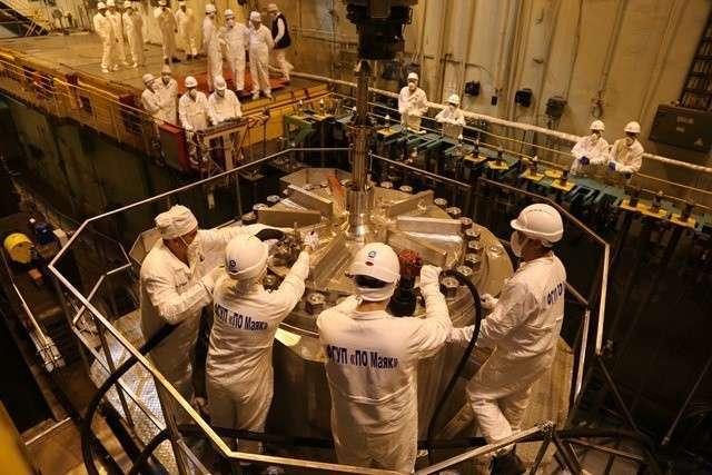 11. Росатом начал промышленную переработку отработавшего ядерного топлива АПЛ Сделано у нас, политика, факты