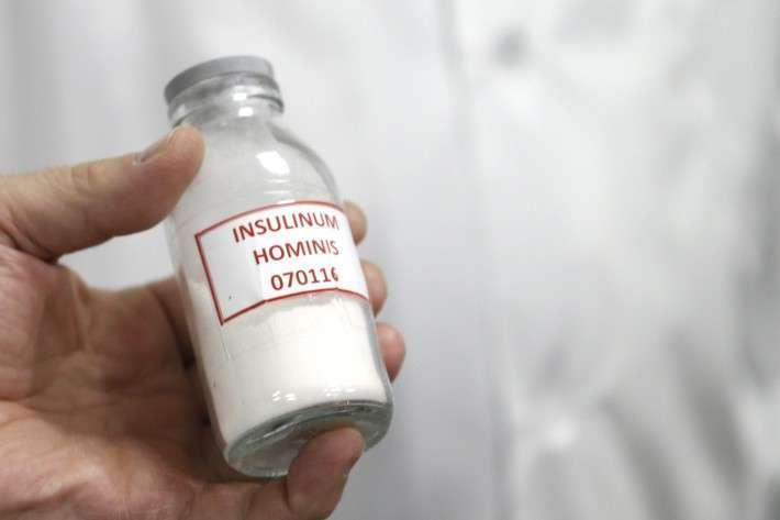 22. Завод «Медсинтез» реализовал полный цикл производства генно-инженерного инсулина человека Сделано у нас, политика, факты