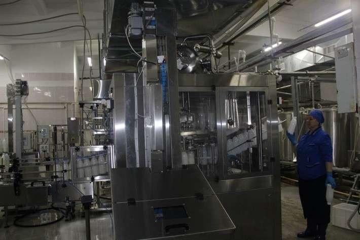 24. В Якутии открыта линия розлива молока и молочной продукции Сделано у нас, политика, факты