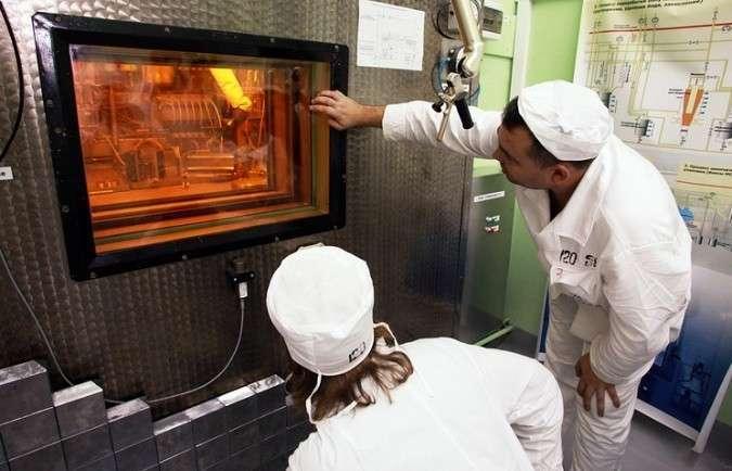 31. Российские ученые создали метод улучшения работы термоядерного реактора Сделано у нас, политика, факты