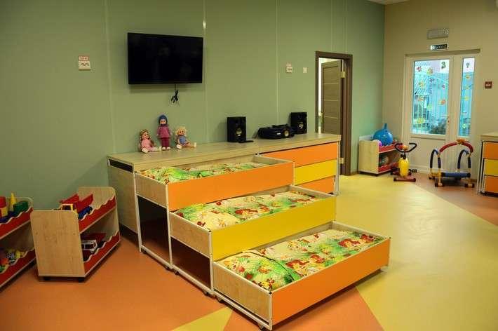 2. В Крыму открыли модульный детский сад на 110 мест Сделано у нас, политика, факты