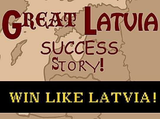 День полной и окончательной независимости Латвии от всего разумного