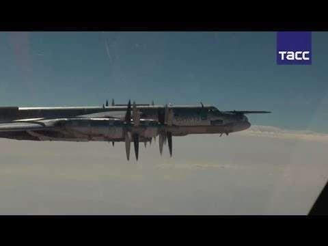 РФ впервые применила в Сирии новые ракетоносцы Ту-95МСМ с крылатыми ракетами Х-101