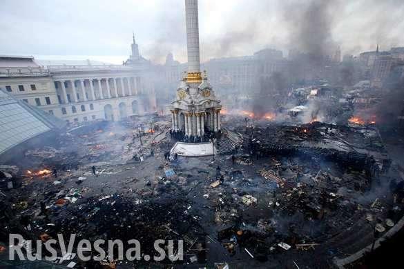 После Майдана плачет Украина — тематический видеоклип к годовщине трагических событий | Русская весна