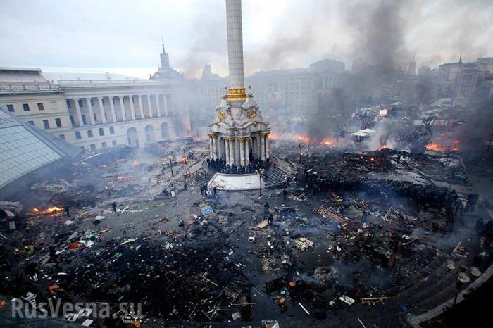 После Майдана плачет Украина — тематический видеоклип к годовщине трагических событий