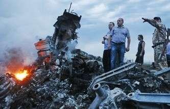 Владимир Путин считает, что Украина несет ответственность за катастрофу Boeing 777