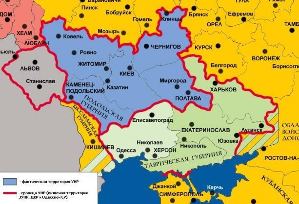 Почему глупые украинцы очень быстро умнеют в России?