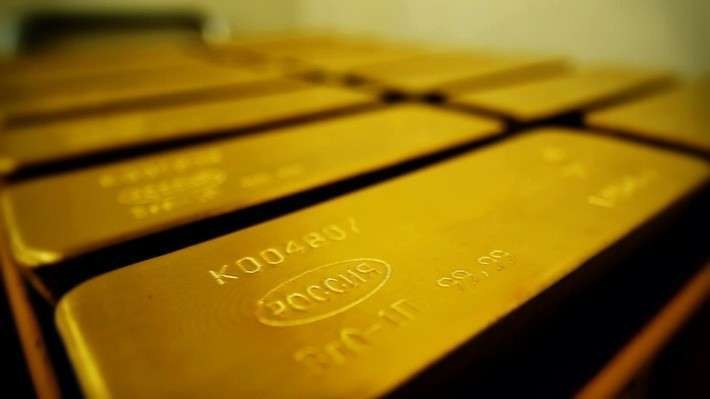5. Запасы золота в резервах РФ достигли 1583,2 тонны Сделано у нас, политика, факты