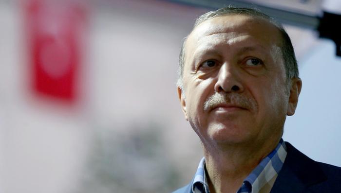 Реджеп Эрдоган обвинил США в своеобразном подходе к проблемам Сирии