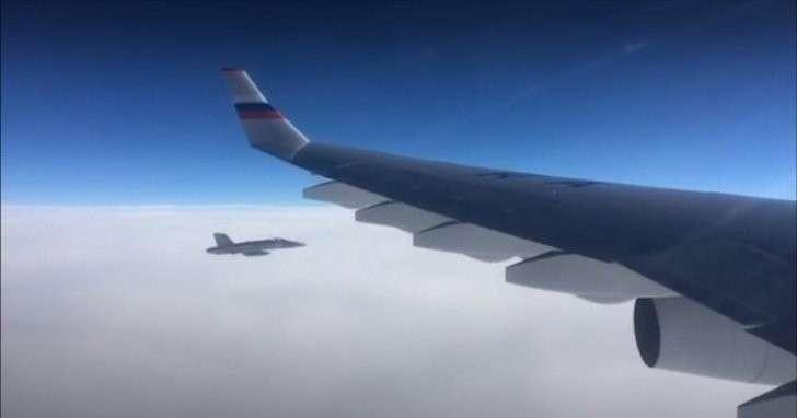 Минобороны задрипаной Швейцарии назвало инцидент с российским Ил-96 обычной проверкой