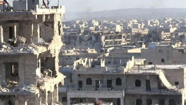 Секретная российско-сирийская операция в Алеппо: первые подробности