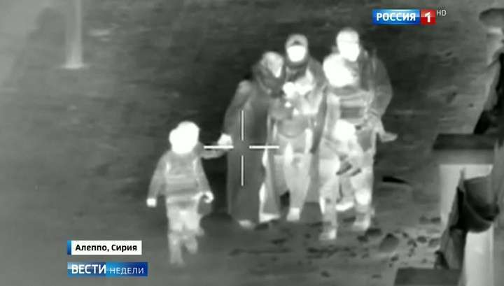 Российско-сирийская операция в Алеппо: такого американские наёмники не ождали