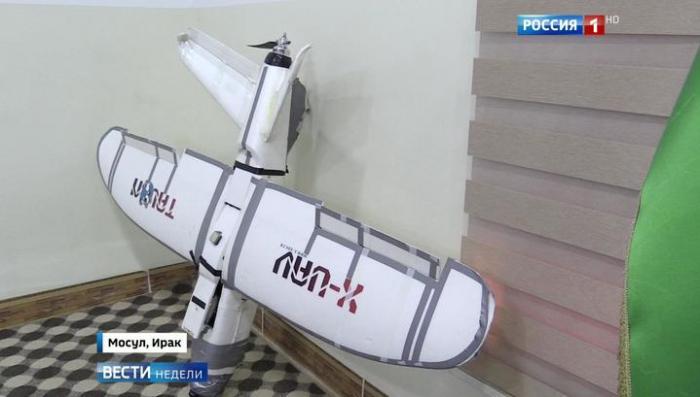 Американские террористы гоняют на джихад-мобилях и используют летающих «Пум»