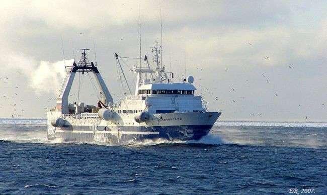 13. Систему «Гонец» внедряют на российском рыболовецком флоте Сделано у нас, политика, факты