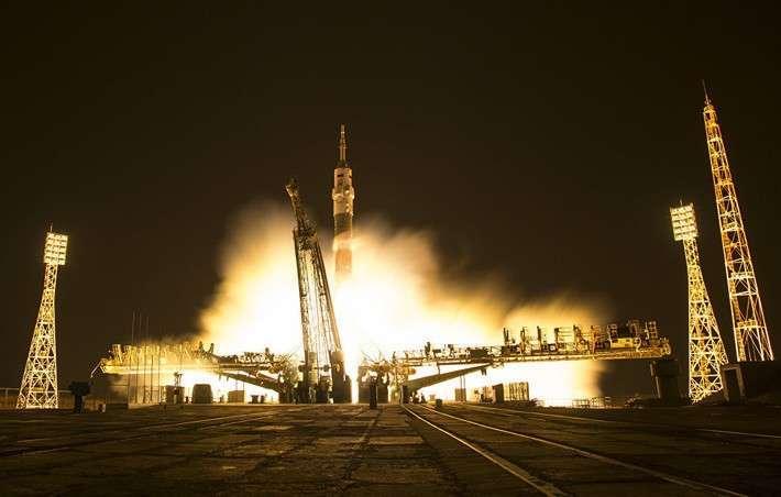 1. «Союз МС-03» с новым экипажем пристыковался к МКС Сделано у нас, политика, факты