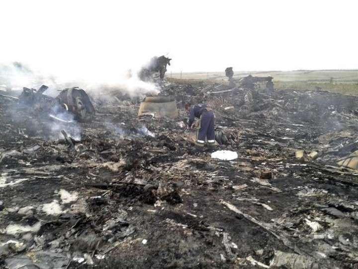 ДНР передаст черные ящики сбитого Боинга на экспертизу в Москву