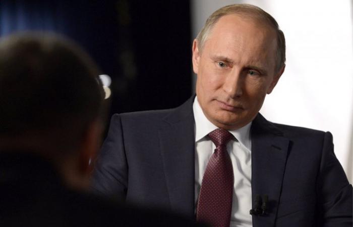 Владимир Путин дал интервью для фильма Оливера Стоуна «Украина в огне»