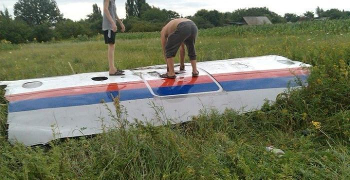 Украинские СМИ привычно солгали по поводу пассажиров Боинга