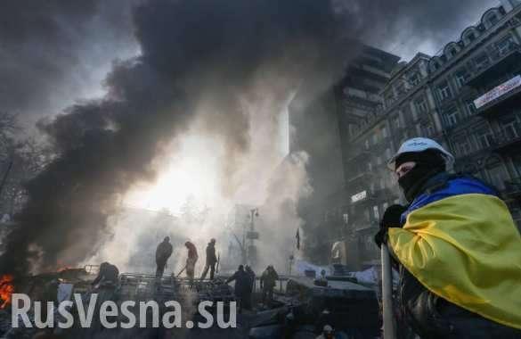 Неестественный отбор: навыки выживания в условиях непрерывного майдана | Русская весна