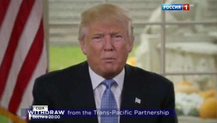 Дональд Трамп рассказал, как собирается «осушать вашингтонское болото»