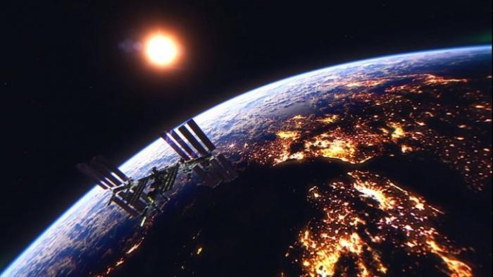 Как СМИ, астронавты и дочь Клинтон реагируют на новое видео RT с МКС