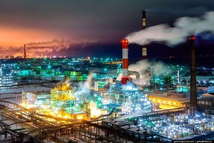 Башнефть провела реконструкцию установки каталитического крекинга на УНПЗ