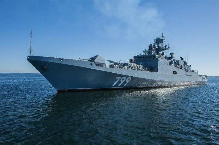 14. Фрегат «Адмирал Макаров» завершил испытания вооружений Сделано у нас, политика, факты
