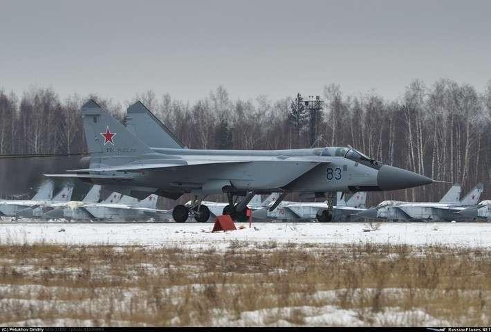 18. Очередная пара МиГ-31БМ для ВВС России Сделано у нас, политика, факты