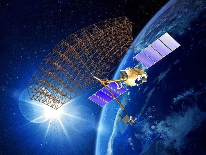 30. Российские космические системы создали антенну-трансформер для перспективных космических аппаратов Сделано у нас, политика, факты
