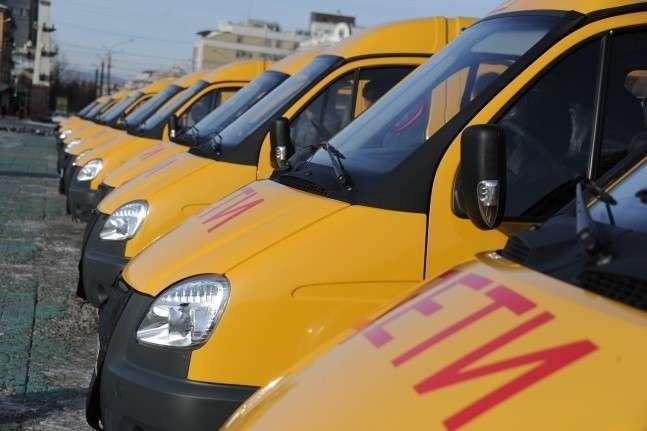 4. 27 школьных автобусов передали в районы Забайкальского края Сделано у нас, политика, факты