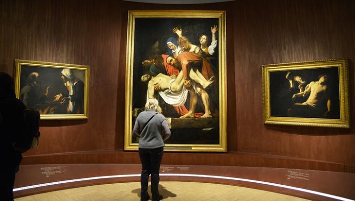В Третьяковскую галерею привезли сорок два шедевра из Ватикана